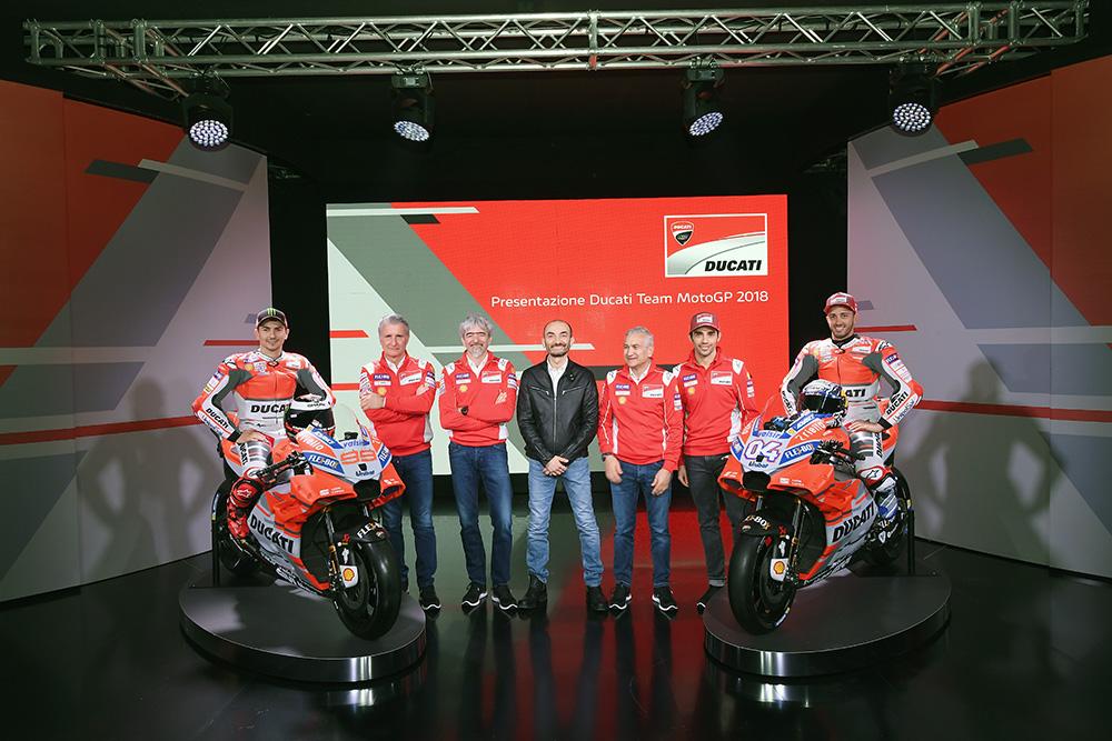 Presentazione_Team_Ducati_2018