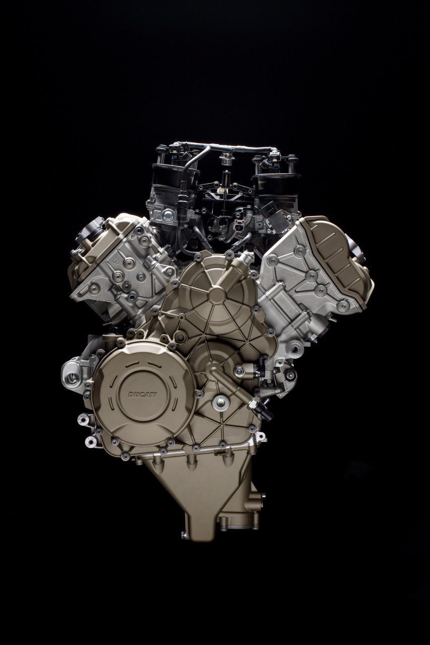Motore Desmosedici Sradale